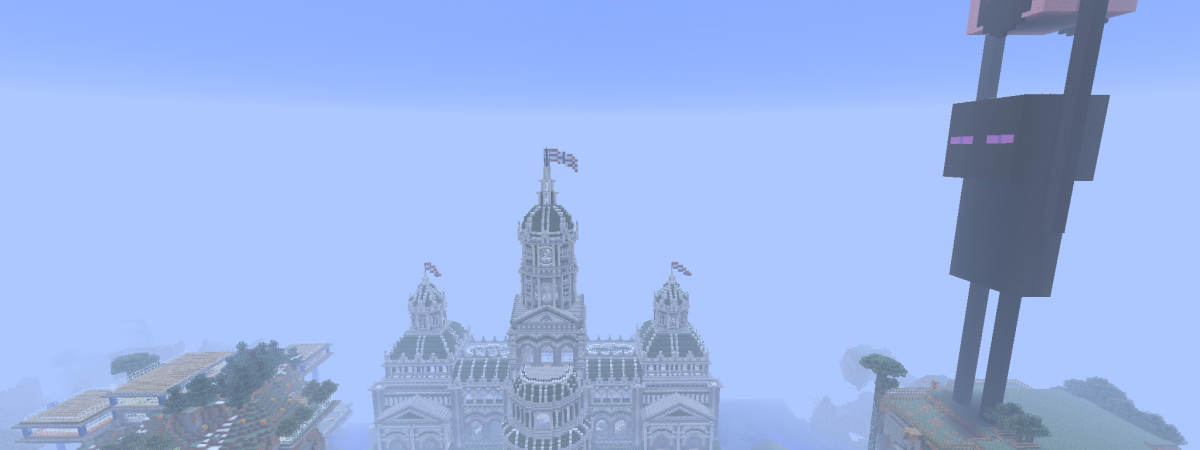 Joko's Palace and Enderman